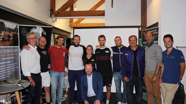 Marcq Tennis Académie fait sa rentrée